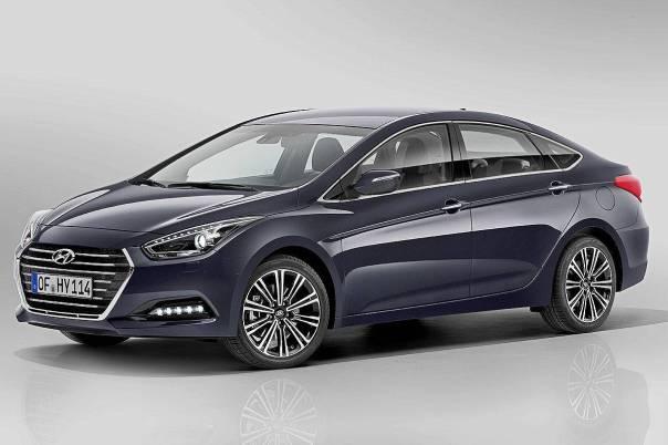 2015 Hyundai i40 Facelift
