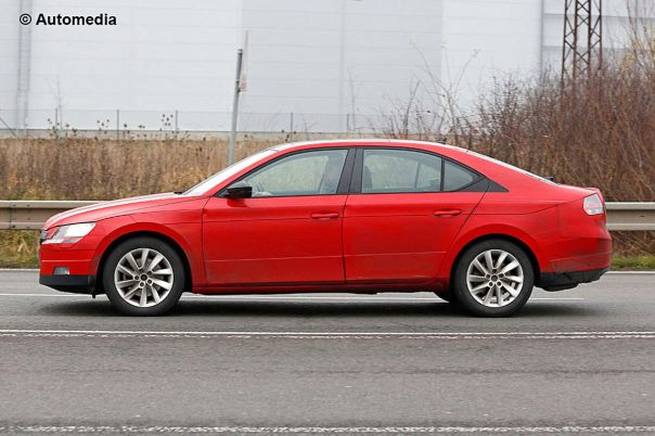 Skoda Superb 2015 gallery photos
