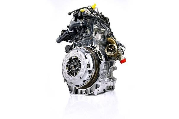 Volvo Drive E three-cylinder engine