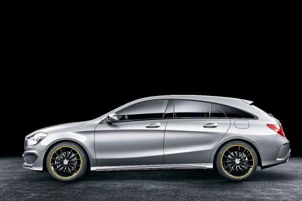 Mercedes CLA Shooting Brake 2015