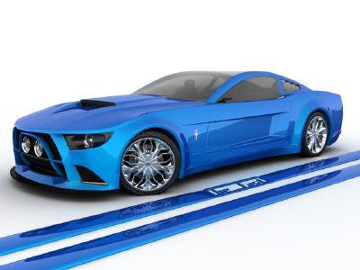 2012 Mustang GT Cobra