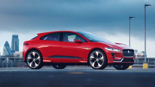 Jaguar I-Pace Concept image